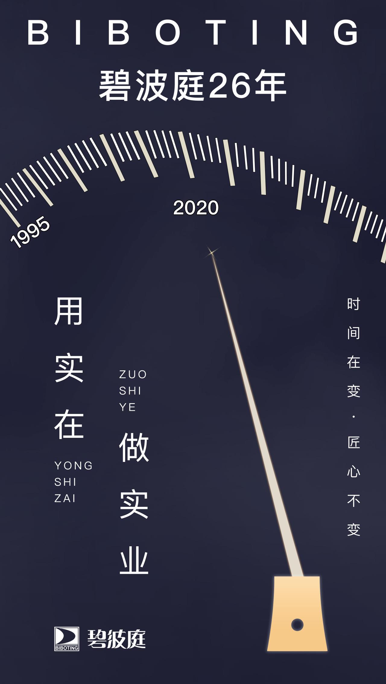 碧波庭26周年暨新品发布会